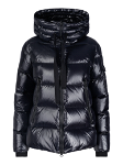 A-shape short down jacket