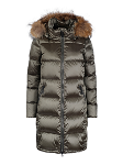 Metalic down jacket