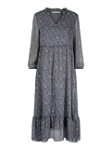 Loose ruffel dress